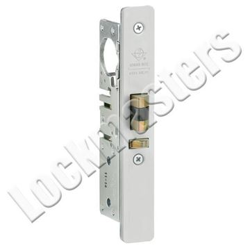 "Picture of Adams Rite 4510 Series Standard Duty Deadlatch; 31/32"" Backset - Aluminum"