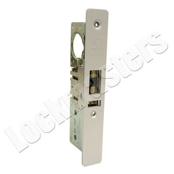 "Picture of Adams Rite 4510 Series Standard Duty Deadlatch; 1-1/8"" Backset - Aluminum"