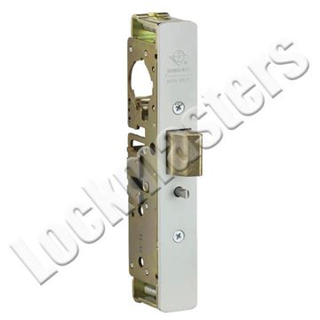 "Picture of Adams Rite 4900 Series Heavy Duty Deadlatch; 1-1/2"" Backset - Aluminum"