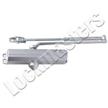 Picture of Dexter DCL2000 Series Light Duty Surface Door Closer - Aluminum NO Cover