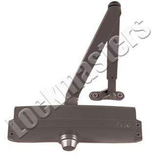 Picture of LCN 1250 Series Light Duty Aluminum Door Closer - Dark Bronze