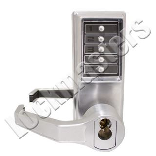 Picture of Kaba Simplex L1000 Series Mechanical Pushbutton Lever Lock
