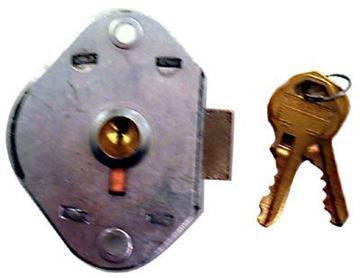 Master 1714 Locker Lock image