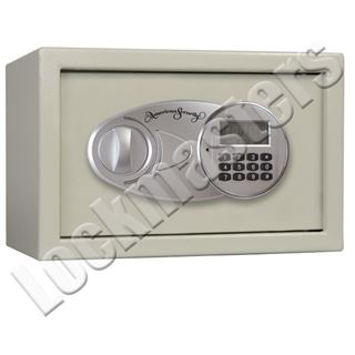 """Picture of AMSEC 7-11/16"""" x 12-13/16"""" Electronic Security Safe"""