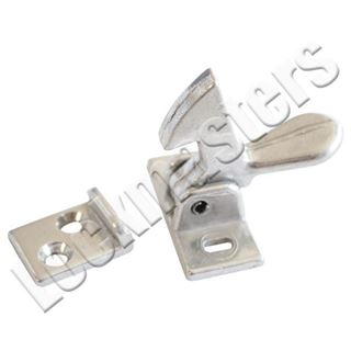 Picture of IVES Elbow Cabinet Latch; Aluminum