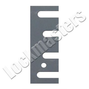 """Picture of Don Jo 060 Hinge Shim; 4-1/2"""" x 1-5/8"""""""