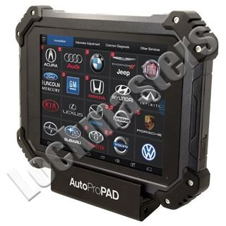 Picture of XTool's AutoProPad Transponder Programmer