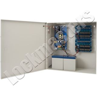 Picture of Securitron AQD6 Series Power Supply; 6 Amps