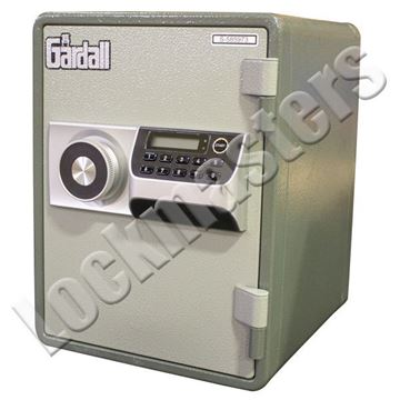 Picture of Gardall Microwave Safe with Programmable Electronic Lock