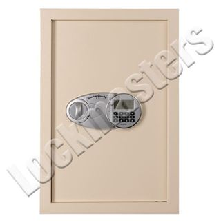 """Picture of Amsec Wall Safe 21-1/8"""" H x 13-3/4"""" W x 3-7/8"""" D"""