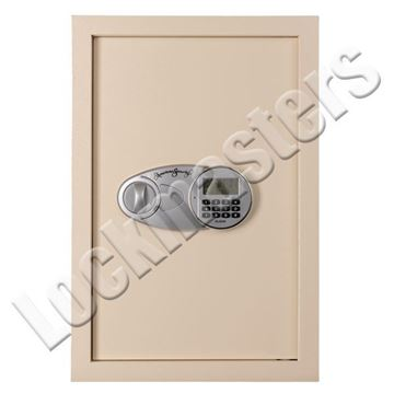 "Picture of Amsec Wall Safe 21-1/8"" H x 13-3/4"" W x 3-7/8"" D"