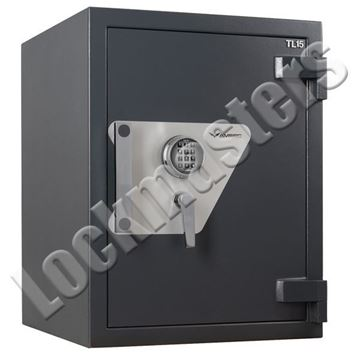 """Picture of AMSEC Max 15 High Security UL Listed TL-15 Composite Safe: 30-1/2"""" H x 23-1/2"""" W x 25-1/2"""" D; ESL10XL Lock"""
