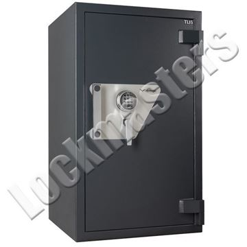 "Picture of AMSEC Max 15 High Security UL Listed TL-15 Composite Safe: 43-1/2"" H x 25-1/2"" W x 25-1/2"" D; ESL10XL Lock"