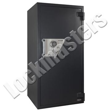 "Picture of AMSEC Max 15 High Security UL Listed TL-15 Composite Safe: 60-1/2"" H x 29-1/2"" W x 29-7/8"" D; ESL10XL Lock"
