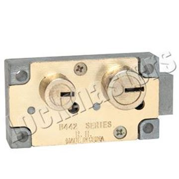Picture of Bullseye S&G 4442 Replacement Right Hand Safe Deposit Lock