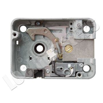 Picture of Auditcon Model T52 Lock Case, Deadbolt Without Back Cover