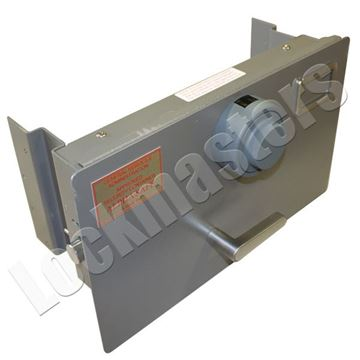 Picture of Alpha Safe Class 6 Legal Size Drawer Head - Kaba Mas X-10 Lock