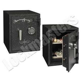 """Picture of AMSEC UL Listed 2 Hour Fire Rated 15-1/2"""" x 11-1/2"""" Safe with AMSEC ESL10 Lock"""