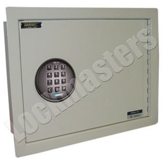 """Picture of Amsec Wall Safe 10""""H x 13-3/4"""" W x 3-1/2"""" D Steel Body"""