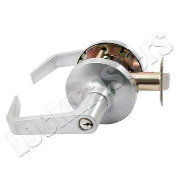 Picture of Arrow GL Series Classroom Cylindrical Lock; Satin Chrome