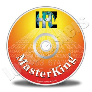 Picture of Master King Software on CD