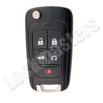 Picture of Chevrolet 5 Button PEPS