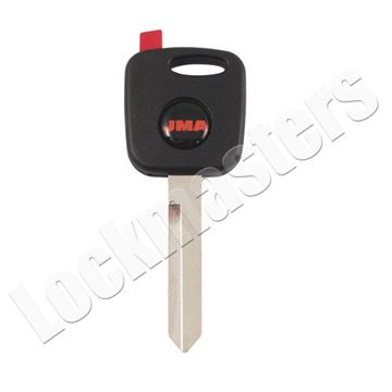 Picture of Ford - Chipless Key Shell for H73 Keyway