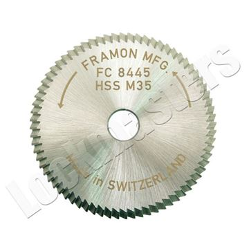 Picture of Framon Key Machine Accessory - 84 Degree Double Angle Standard Cutter