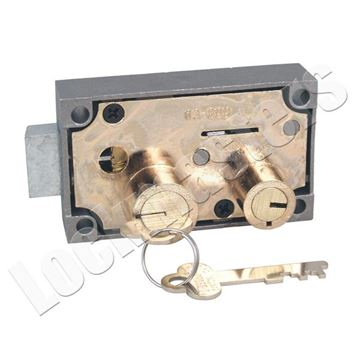 Picture of Diebold 175-05 Fixed Lever Safe Deposit Lock - Right Hand