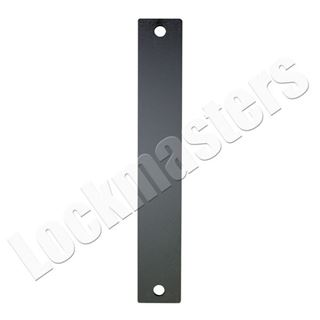 "Picture of Don-Jo 8"" x 1-1/4"" Mortise Edge Filler Plate"