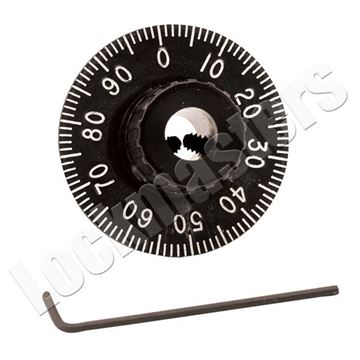 Picture of Emergency Safe Lock Dial
