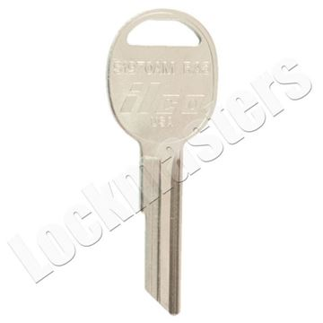 Picture of AMC S1970AM Key Blank