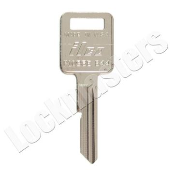 Picture of GM #56 K Key Blank P1098E