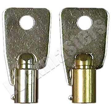 Picture of Harley Davidson Motorcycle Key Blank - 10 Pack