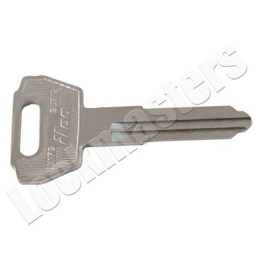 Picture of Suzuki Motorcycle X179 Key Blank - 10 Pack