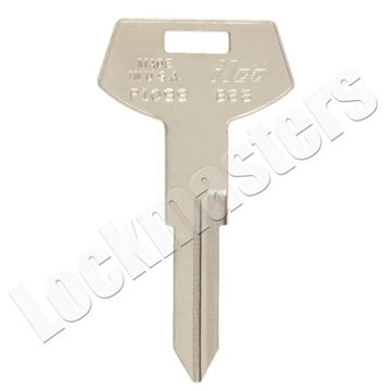 Picture of GM Key Blank