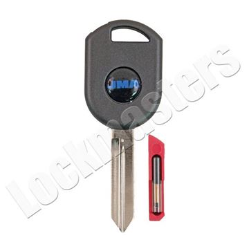 Picture of Ford Cloneable Crypto Transponder  Key Blank