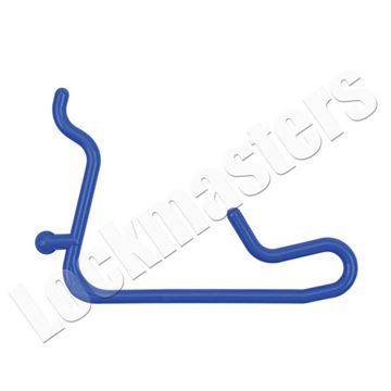 Picture of Key Hooks, Blue - Pack of 100