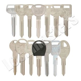 Picture of Automotive Key Blank Assortment
