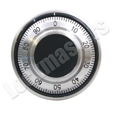 Picture of LaGard 1777 Front Reading Dial & Ring for a Cut-Away Lock
