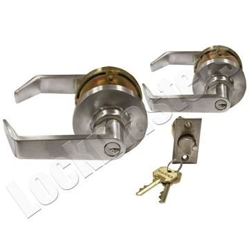 Picture of Marks 175 Series Grade 2 Cylindrical Lever Set - Institution