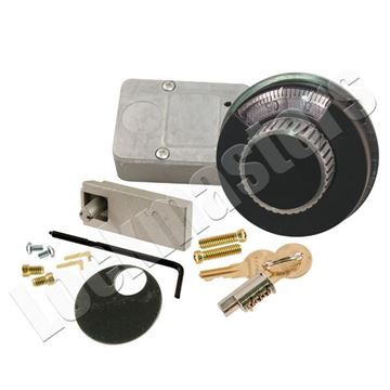 Picture of Mosler 302 Replacement Combination Safe Lock Package - Group 2