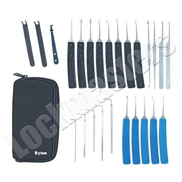 Picture of 25 Piece Pick Set