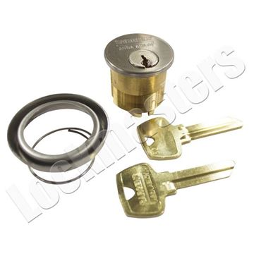 """Picture of Sargent 40 Series 1-1/8"""" 6 Pin Mortise Cylinder"""