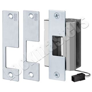 Picture of SDC Uniflex Universal Strike for Mortise Deadbolt Locks