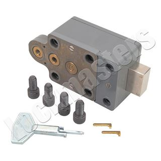 Picture of S&G 6530 Series 4 Wheel Vault Lock with Square Bolt