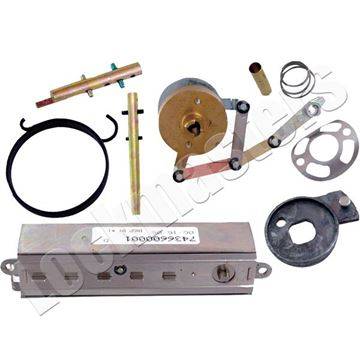 Picture of Dormakaba Mechanical Left Hand Lock Service Kit