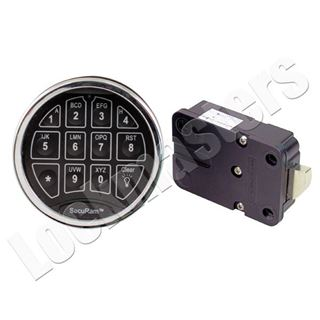 Picture of SecuRam SafeLogic with Swing Bolt Lock Package