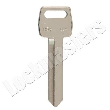 Picture of Ford Ignition and/or Door Key Blank