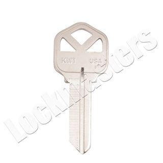 Picture of Taylor Kwikset  Key Blank - Bulk 250 Pack